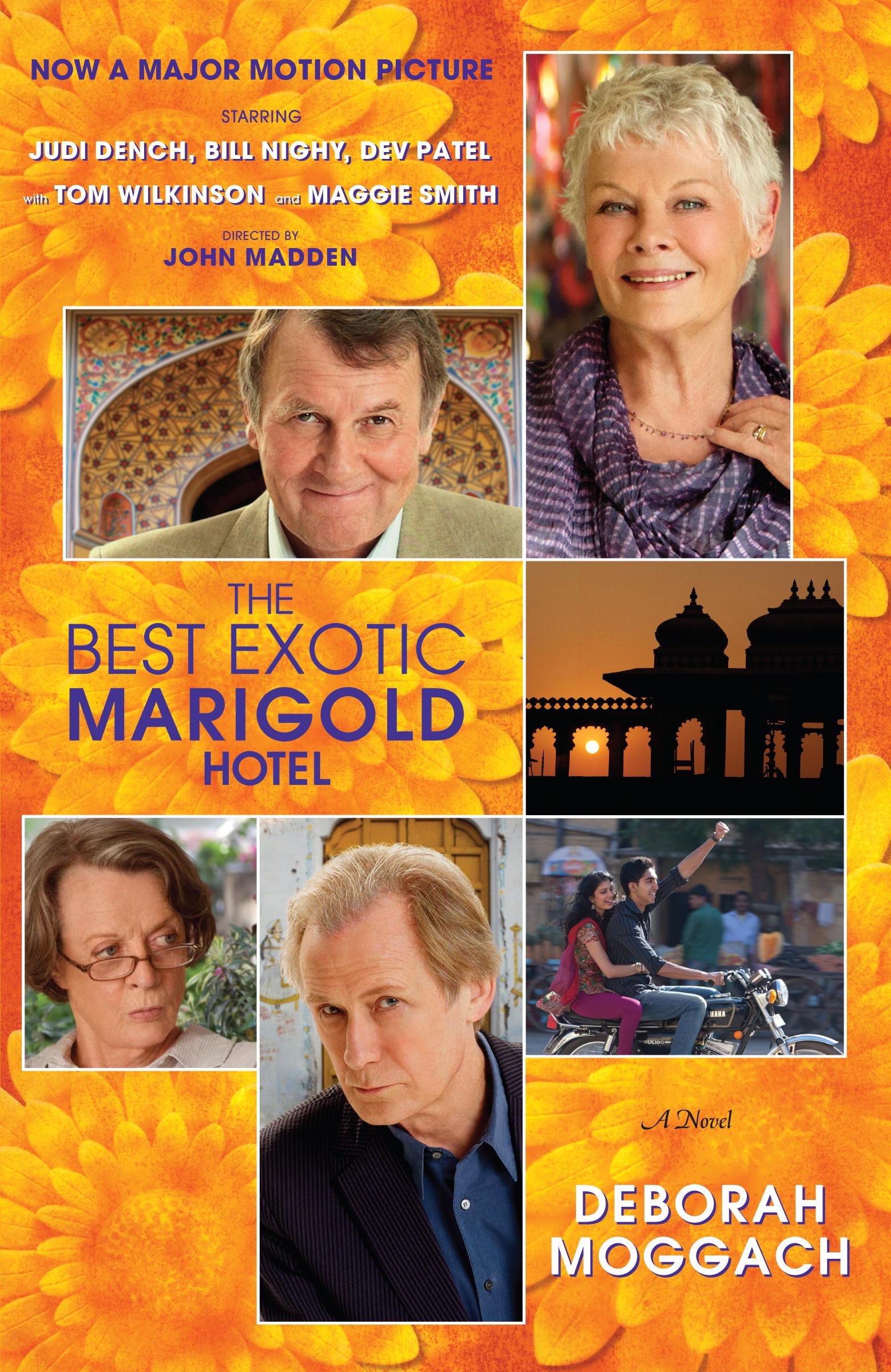 The Best Marigold Hotel Book